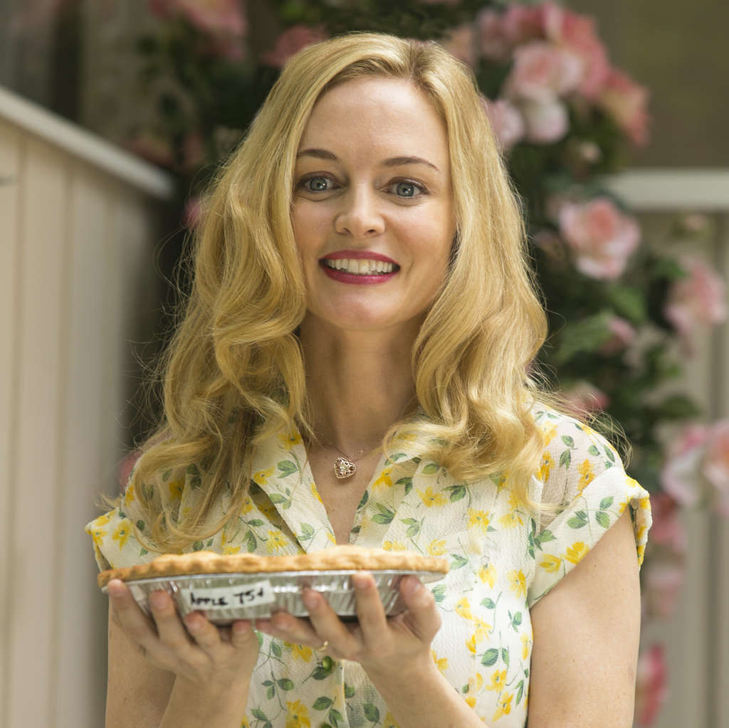 "Heather Graham as Corrine in ""Flowers in the Attic,"" with Ellen Burstyn."