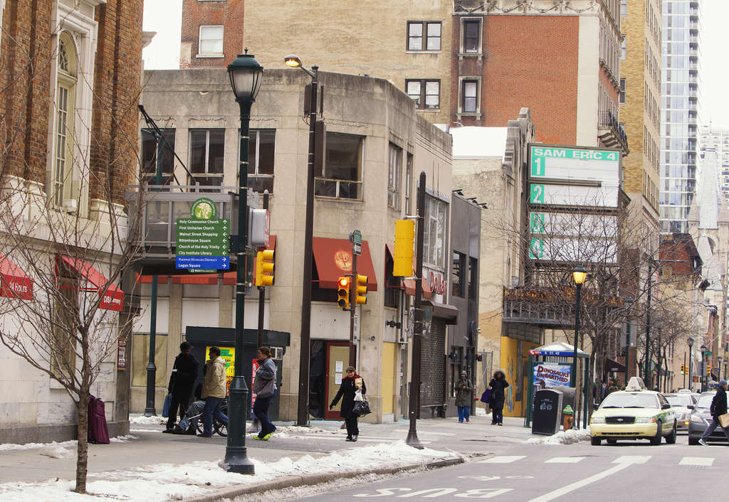 Buildings on the southwest corner of 19th and Chestnut may face demolition too.