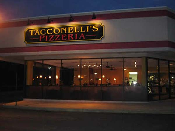 Tacconelli´s current location at 450 S. Lenola Rd., Maple Shade.