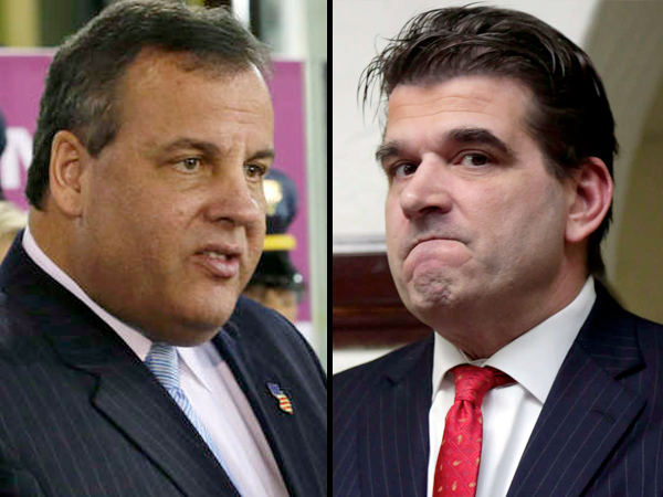 Fort Lee Mayor Mark Sokolich (right) now says Gov. Chris Christie's camp courted him with gifts and other benefits in a bid to woo the Democratic mayor into endorsing Christie's gubernatorial campaign.