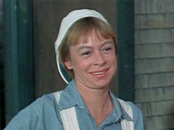 "Mary Grace Canfield, a veteran character actress who played handywoman Ralph Monroe on the television show ""Green Acres,"" has died. She was 89."