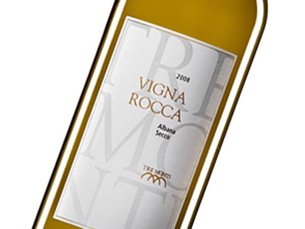 """Tre Monti´s """"Vigna Rocca"""" Albana Secco"""