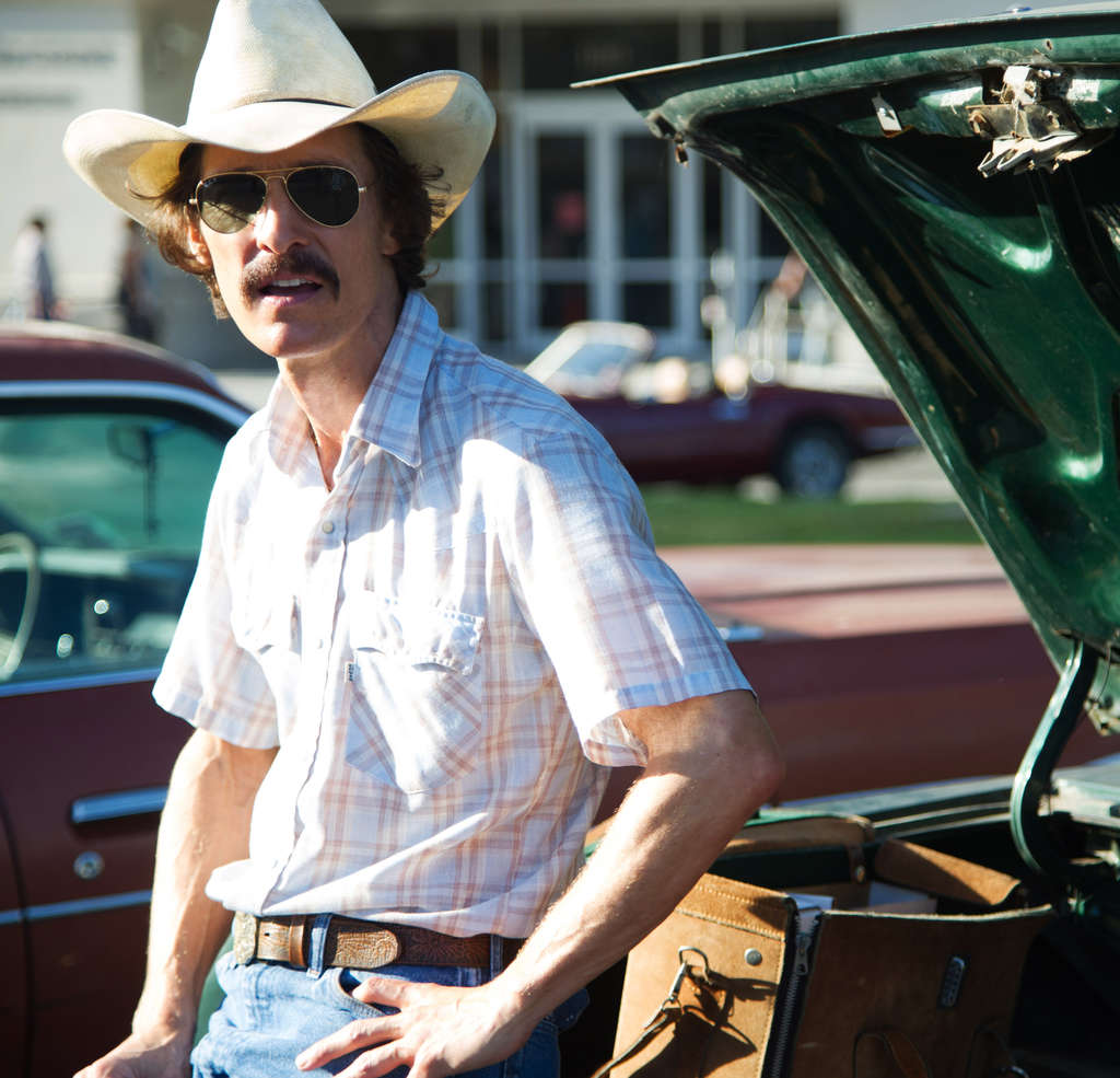 "Matthew McConaughey, deserving in ""Dallas Buyers Club"" ..."