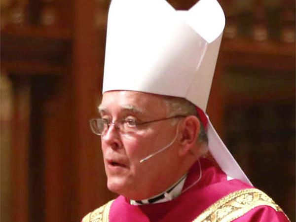 Archbishop Charles J. Chaput.