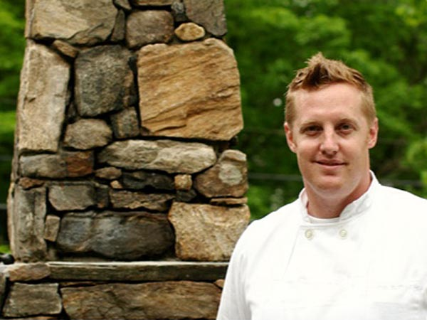 Jeremy McMillan, incoming executive chef of Talula´s Garden and Talula´s Daily.