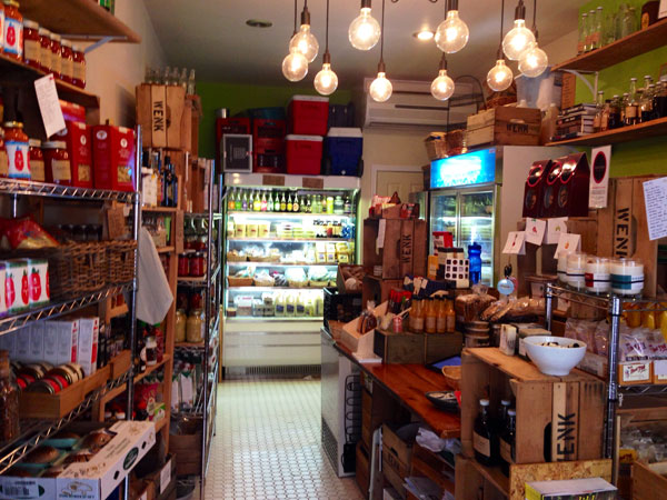 Green Aisle Grocery´s location at 1618 E. Passyunk Ave.