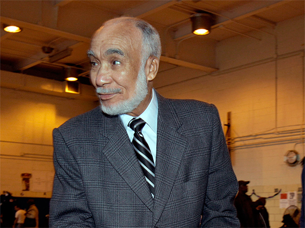 Political leader Basil Paterson, the father of former Gov. David Paterson, died Wednesday night.