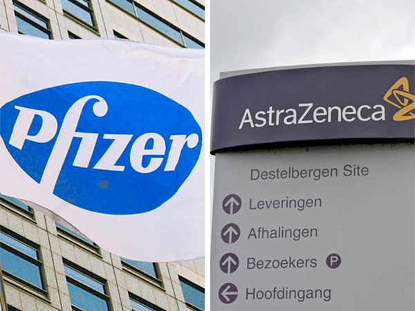 U.S. pharmaceutical giant Pfizer has approached British rival AstraZeneca to propose a 60 billion pound ($101 billion) takeover, Britain´s Sunday Times reported.