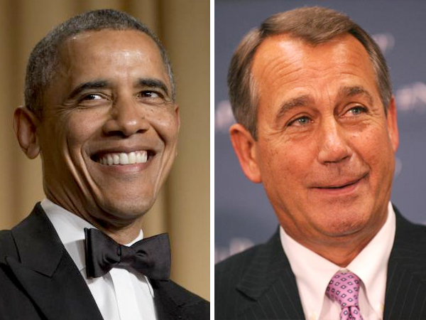 Speaker of the House John Boehner has filed suit against President Obama, claiming that Obama overstepped his authority.