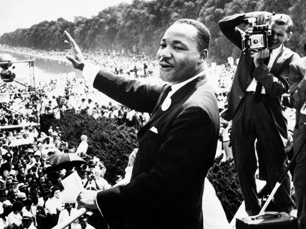 The Rev. Dr. Martin Luther King Jr. called for a radical movement led by the poor and working people. His vision to change the balance of power is still needed today. NATIONAL ARCHIVES