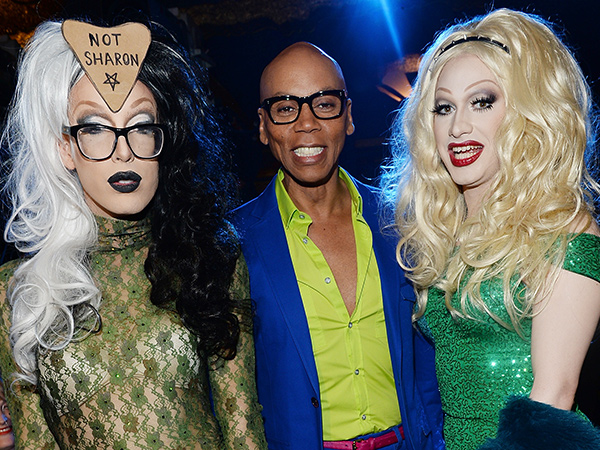 Rupaul Logo Tv At Odds Over Anti Transgender Slur Philly