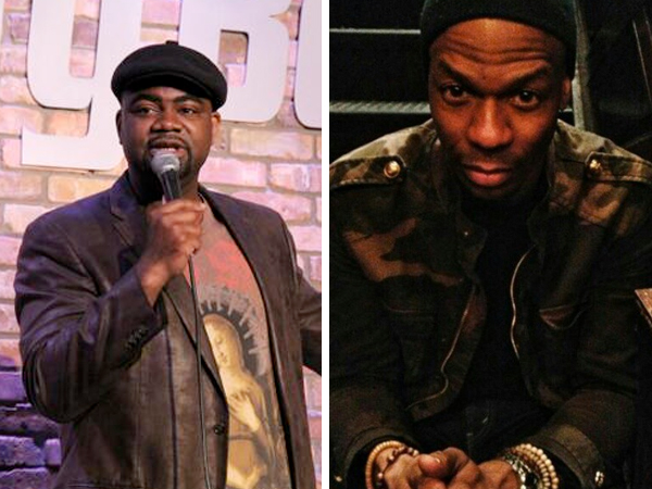 Comedians Harris Stanton (left) and Ardie Fuqua were reportedly in Tracy Morgan´s limo bus when an accident on the NJ Turnpike caused it to overturn.