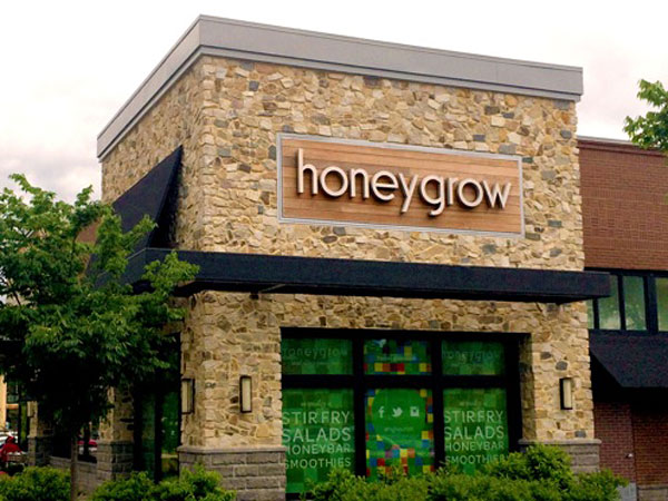 Honeygrow in Radnor.
