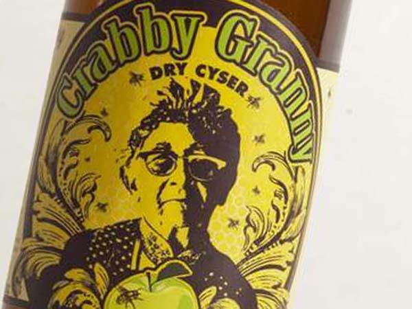 Crabby Granny Dry Cyser     ( DAVID M WARREN / Staff Photographer )