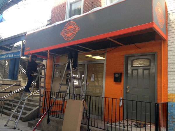 Future First Street Steaks & Hoagies, 1204 N. Front St.