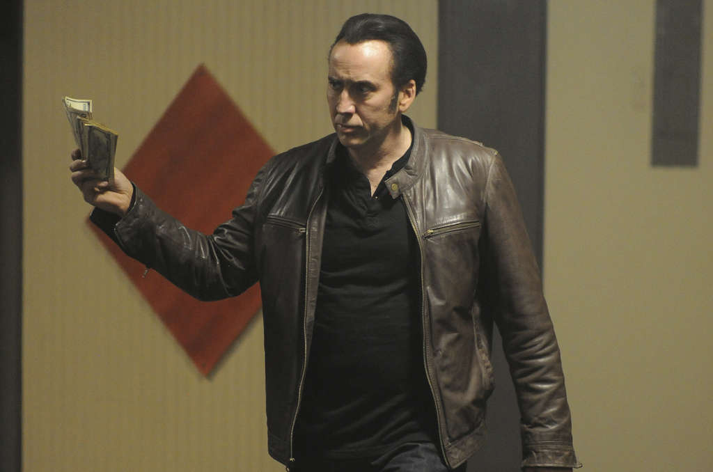"As a respectable developer in ""Rage,"" Nicolas Cage is provoked by a home invasion into drawing on his criminal past."