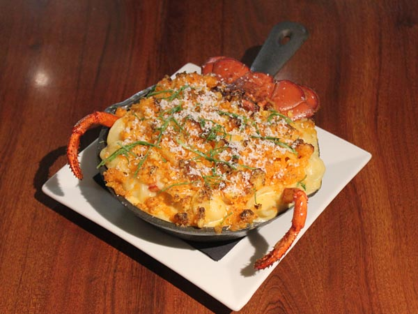 """Angry Ralph's Lobster Mac and Cheese,"" by Ralph Mazzocchi of Lancaster, is the Philadelphia episode winner on ""Frankenfood."""