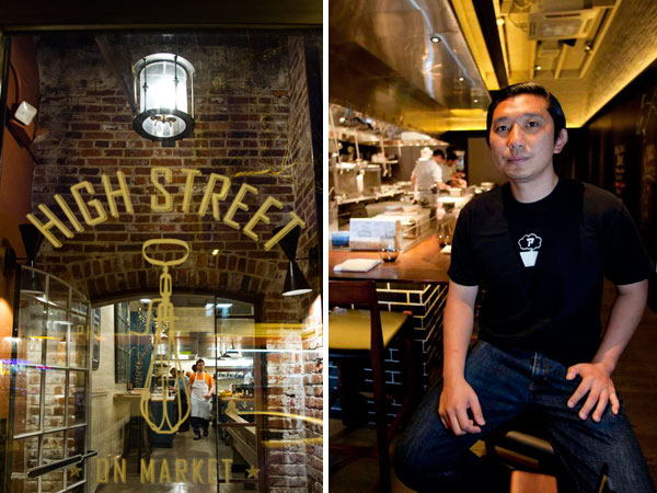 High Street on Market in Old City and Serpico on South Street are on Bon Appetit´s short list for 2014.
