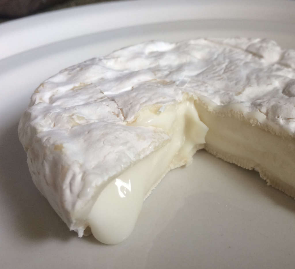 La Petite Tomme, a goat cheese from Lazy Lady Farms, from $9-$12 a round at Di Bruno Bros. (all locations except Comcast Center). CRAIG LaBAN/StaffCRAIG LaBAN / Staff