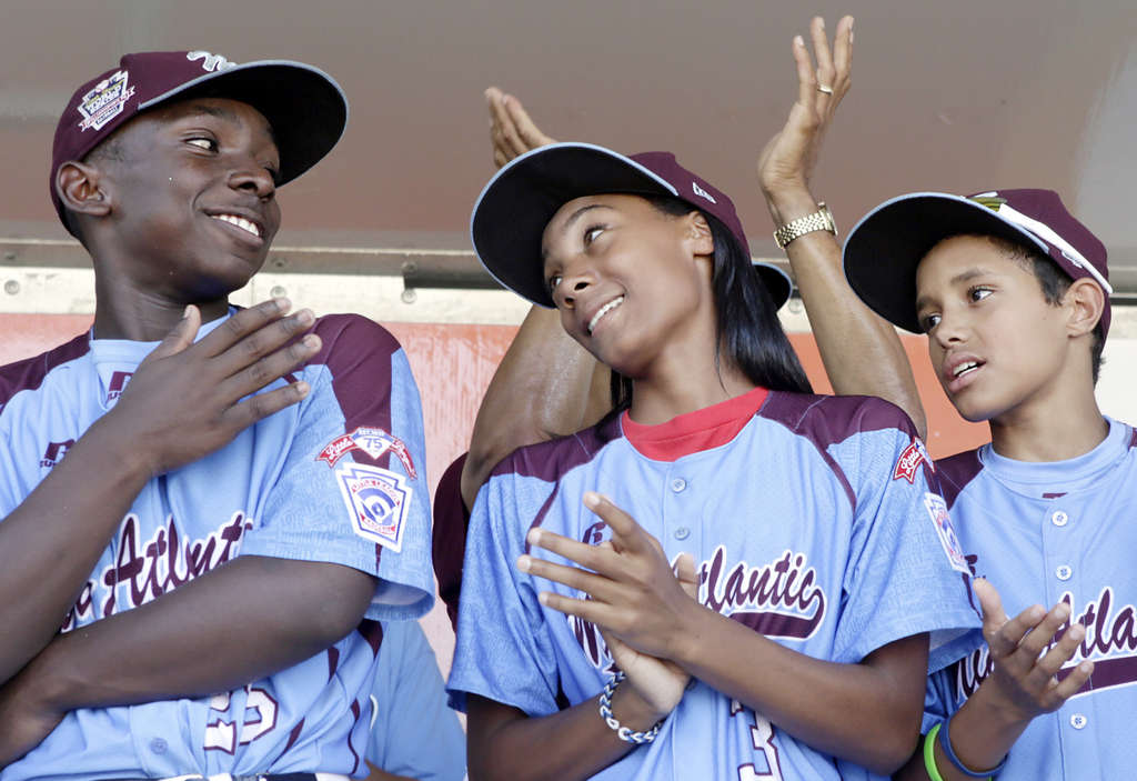 Some Philly folks let those feisty Taney Dragons into their hearts as they watched the team during the Little League World Series. Maybe some even prayed to Jesus for a win - Philly Jesus, that is.
