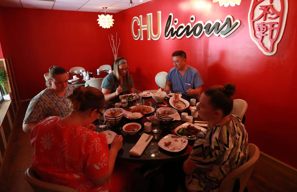 ChuLicious in Mt. Laurel is a worthy destination for well-wrought and authentic regional cooking - especially the Taipei street foods - that can be very hard to find. DAVID SWANSON / Staff Photographer
