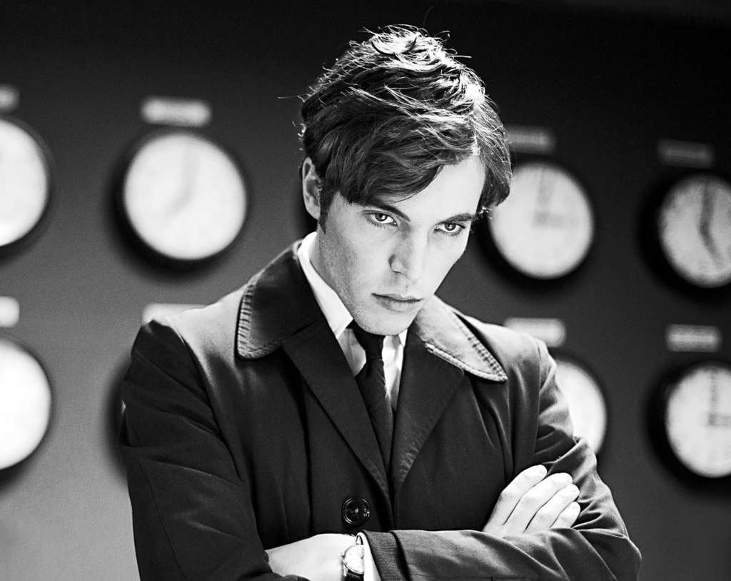 """Tom Hughes stars in """"The Game"""" on BBC America."""
