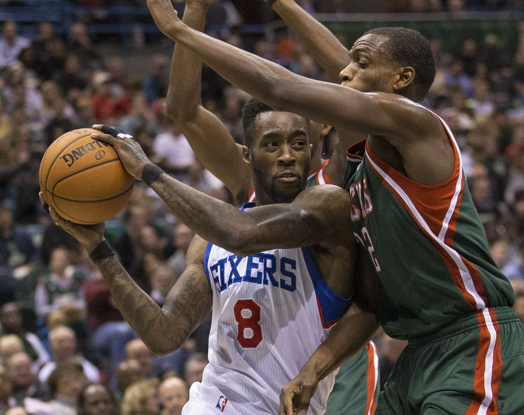 Tony Wroten scored 14 points against Milwaukee, but his shooting was subpar and he committed eight turnovers. He also was assessed a technical foul.