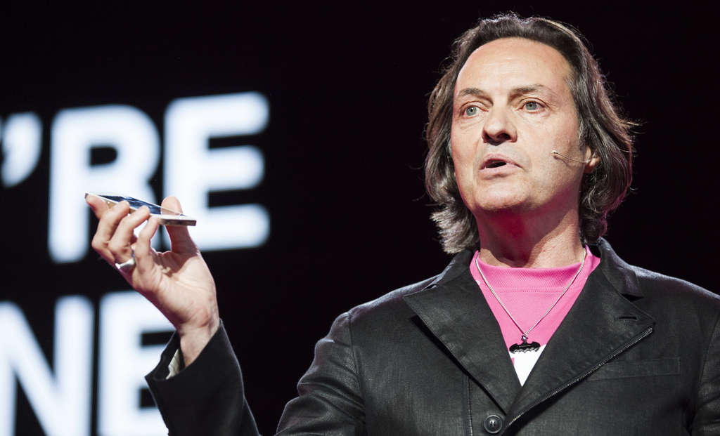 John Legere and T-Mobile are running with the big boys on network quality and outpacing them, in some key cities, on speed.