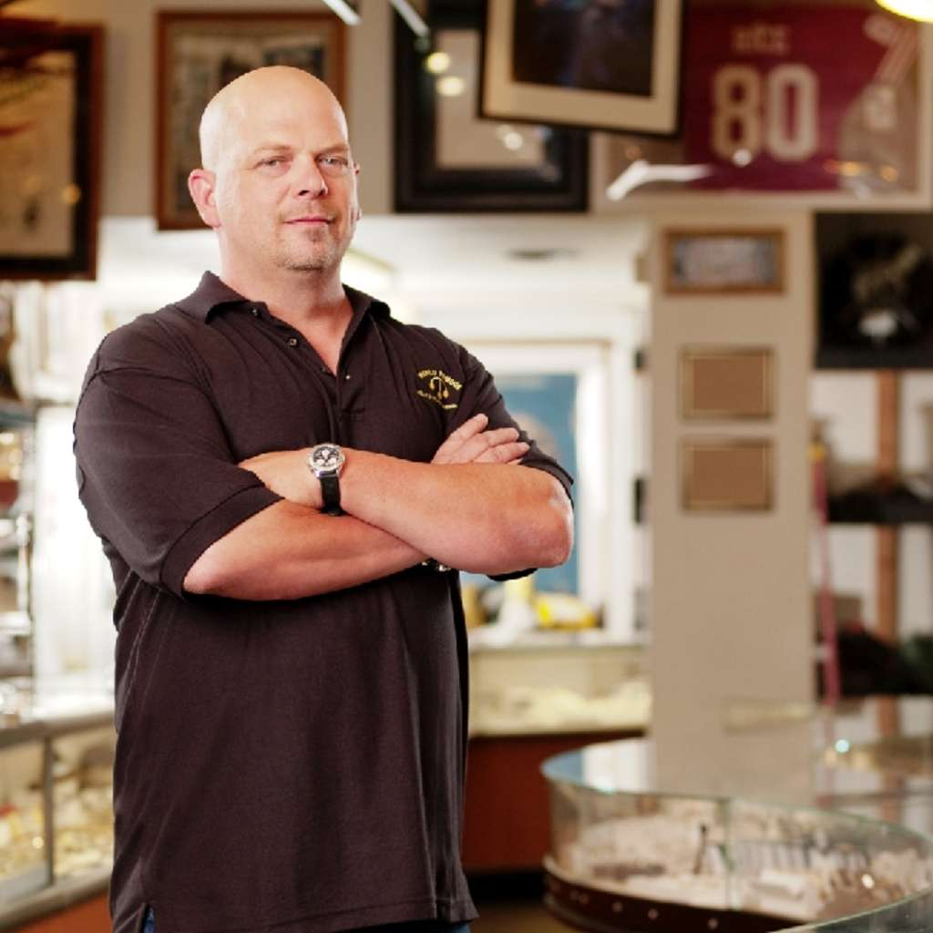 "Rick Harrison of ""Pawn Stars."""