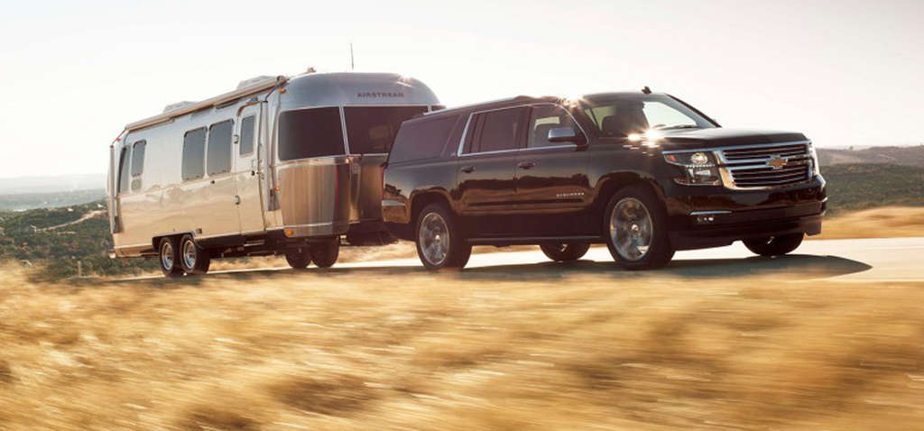 Chevrolet´s Suburban LTZ, the all-new King of the Road, has a base price of $64,700.