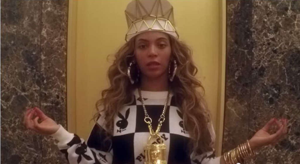 Beyonce´s bling in her latest video comes courtesy of Laura Wass, who grew up in Penn Valley.