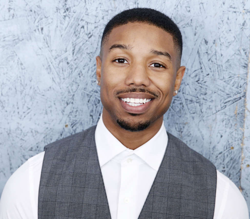 "TODD WILLIAMSON / ASSOCIATED PRESS Michael B. Jordan is the key character in the latest ""Rocky"" flick."