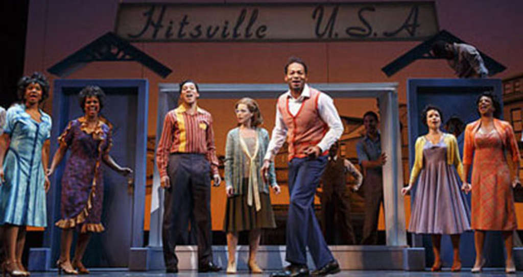 """The new year kicks off with the Philly debut of """"Motown: The Musical"""" on Jan. 6 at Academy of Music."""