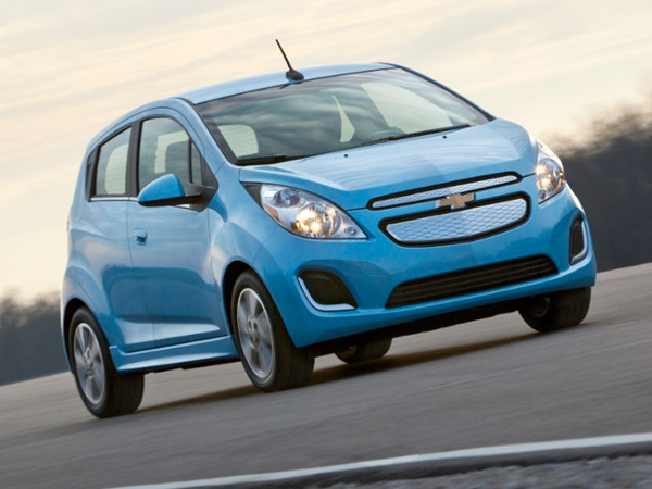 The most fuel-efficient vehicle sold in the United States is a Chevrolet.