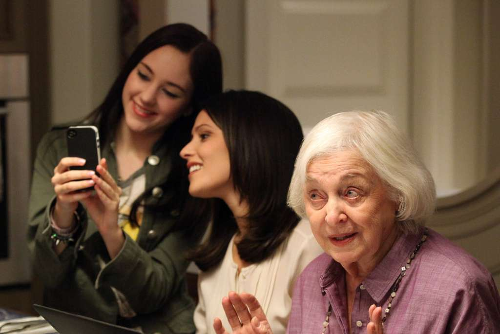 """Life is changing on """"Chasing Life,"""" which will return this week."""