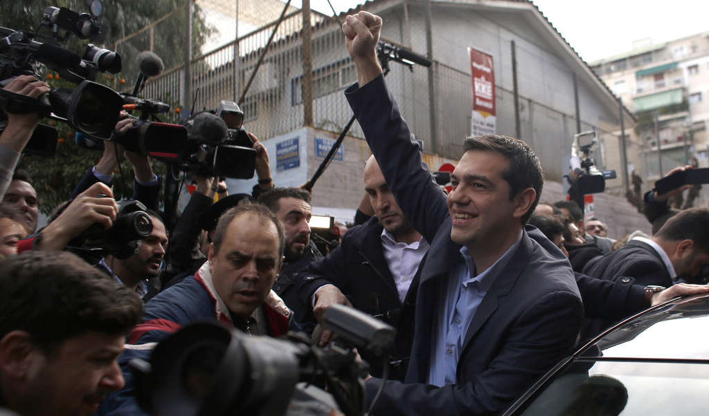 Alexis Tsipras and his Syriza party came to power in Greece pledging to fight harsh austerity measures the European Union and the International Monetary Fund imposed in return for a 2010 bailout.