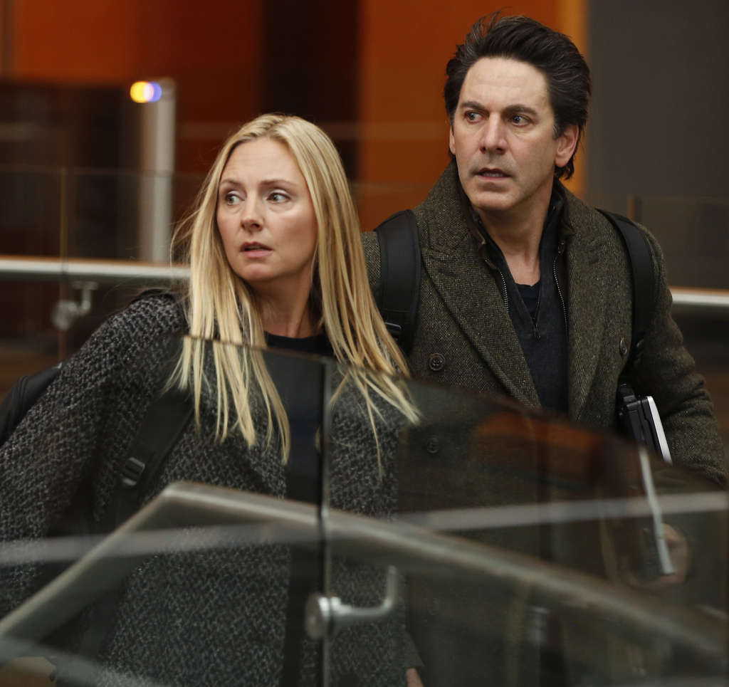 """Allegiance"" features Hope Davis and Scott Cohen as the sleeper- spy parents of a brilliant rookie CIA analyst."