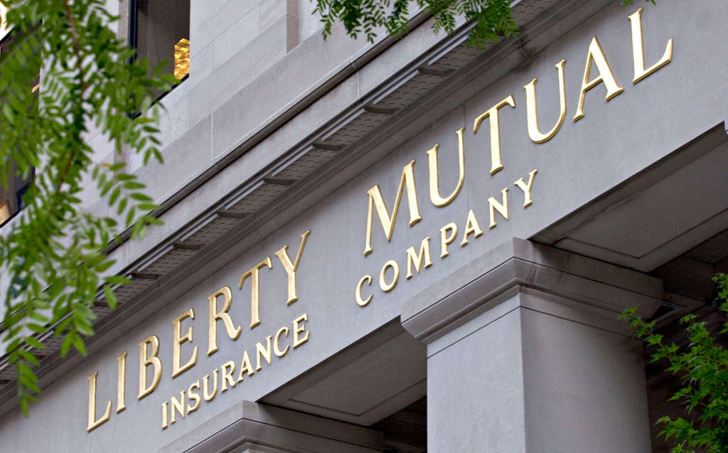 Liberty Mutual touts accident forgiveness for those with clean records.