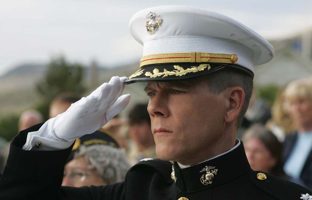 "With an Emmy-winning performance as a Marine in the TV movie ""Taking Chance,"" Bacon´s prolific repertoire has grown."