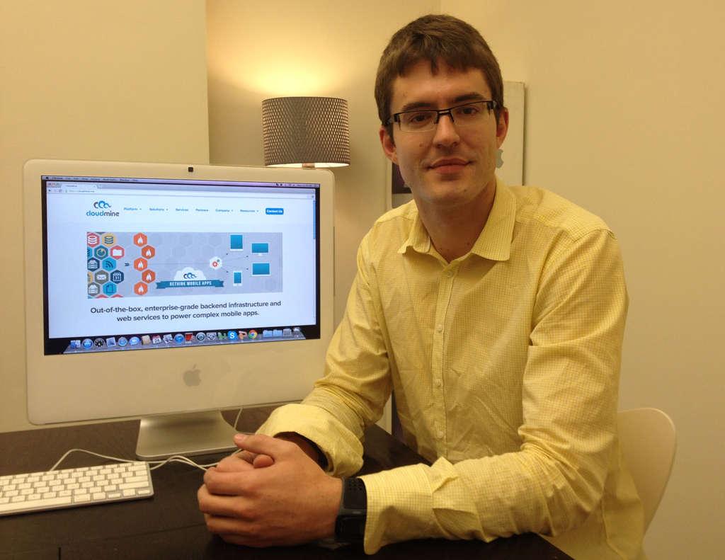 Brendan McCorkle´s CloudMine has new capital.