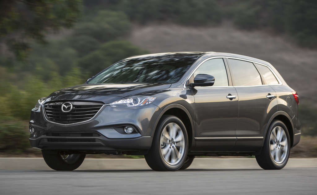 Driver S Seat Honda Pilot Se Takes On Mazda Cx