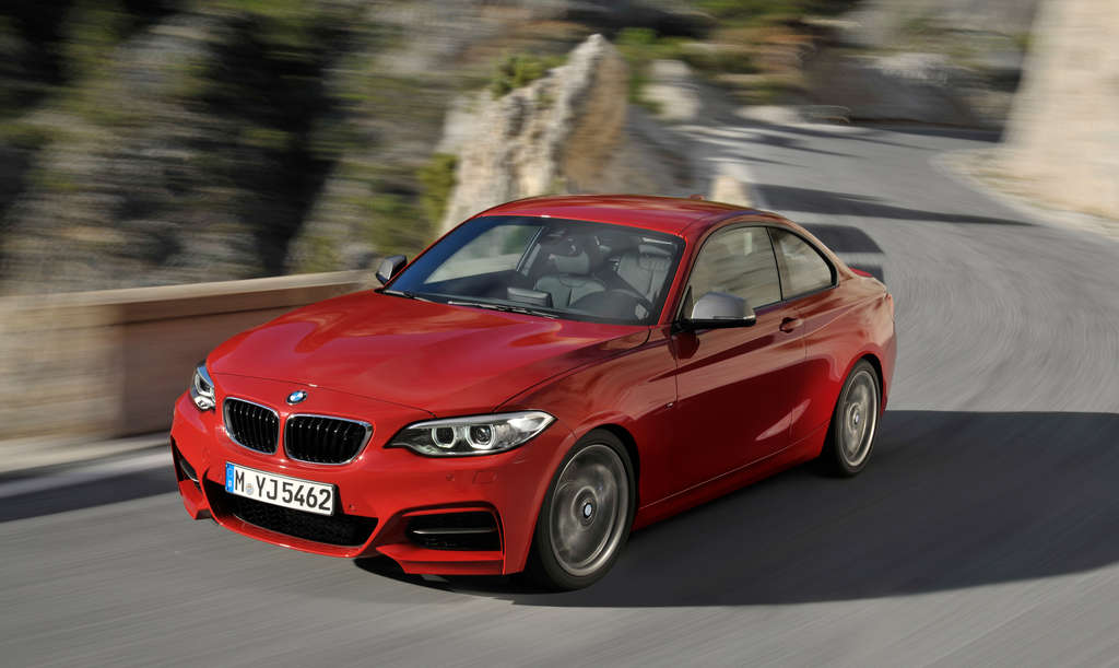 The 2015 BMW 228i offers top-notch performance, and with the XDrive package provides excellent handling in the snow.
