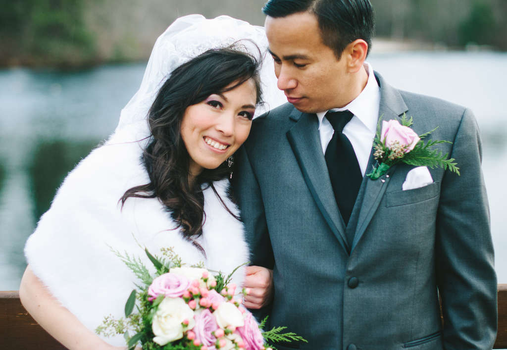 Liana Lui and Andre de Lara. Sarah Elizabeth Photography