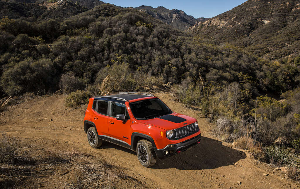The 2015 Jeep Renegade´s lineage may give some pause - the vehicle is built in Melfi, Italy.
