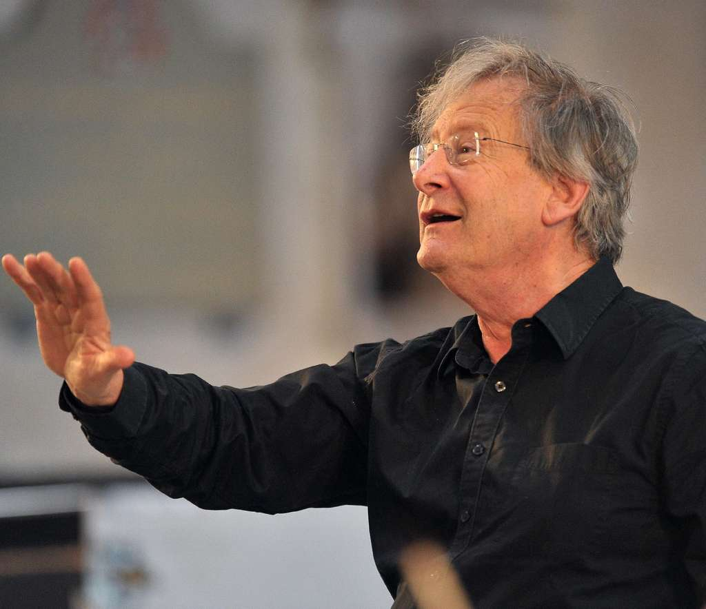 John Eliot Gardiner conducted the Monteverdi Choir and English Baroque Soloists.