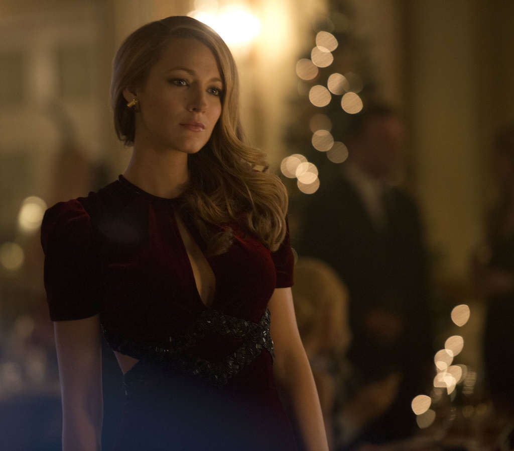 "Blake Lively stars as Adaline Bowman in ""The Age of Adaline."""