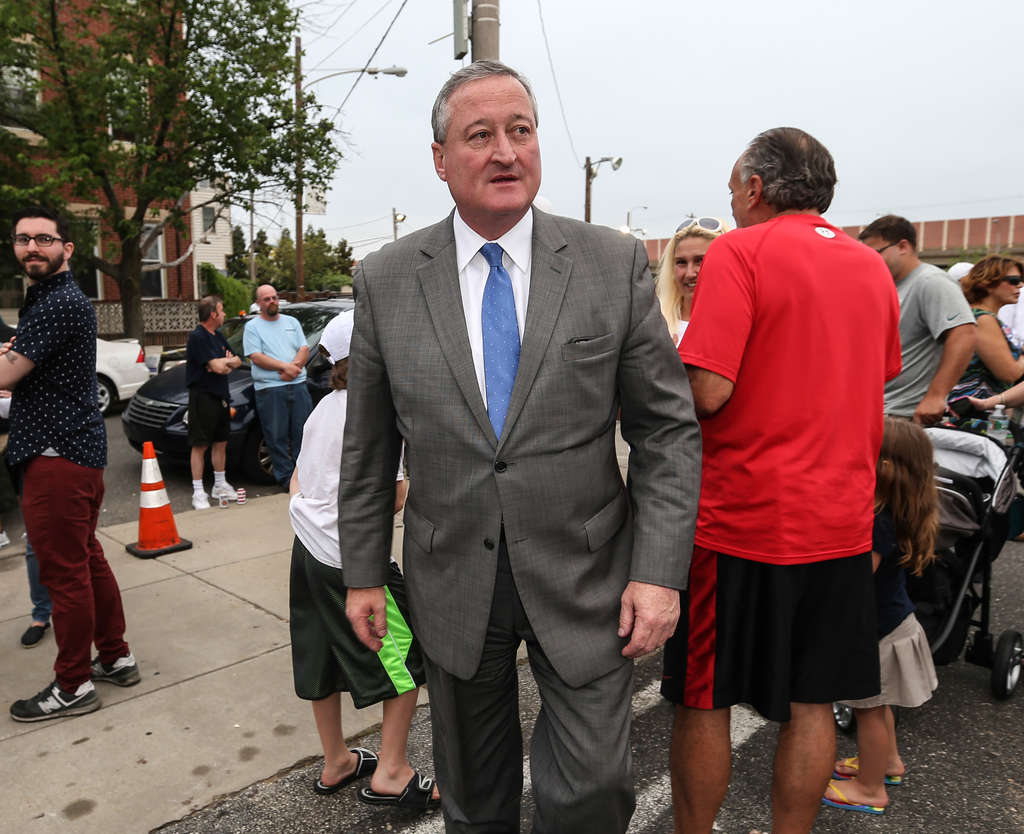 STEVEN M. FALK / STAFF PHOTOGRAPHER Jim Kenney´s experience on City Council could help him prepare to take over the Mayor´s Office.