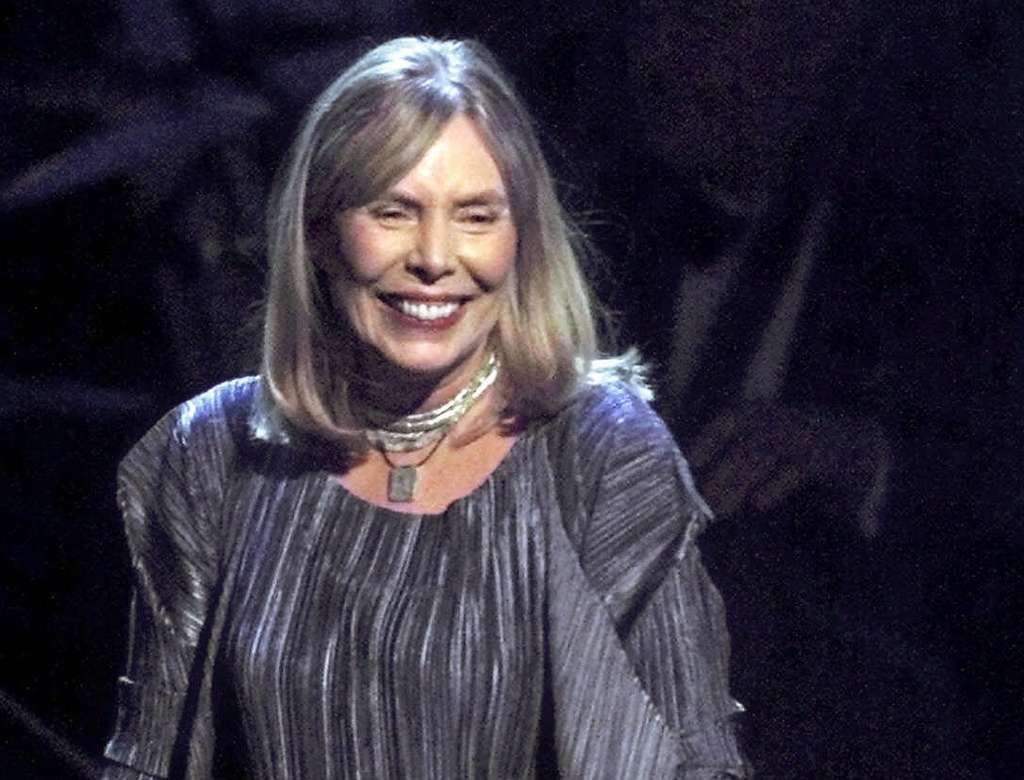 Singer-songwriter Joni Mitchell is suffering from a mystery illness that might be an aneurysm, according to a source.