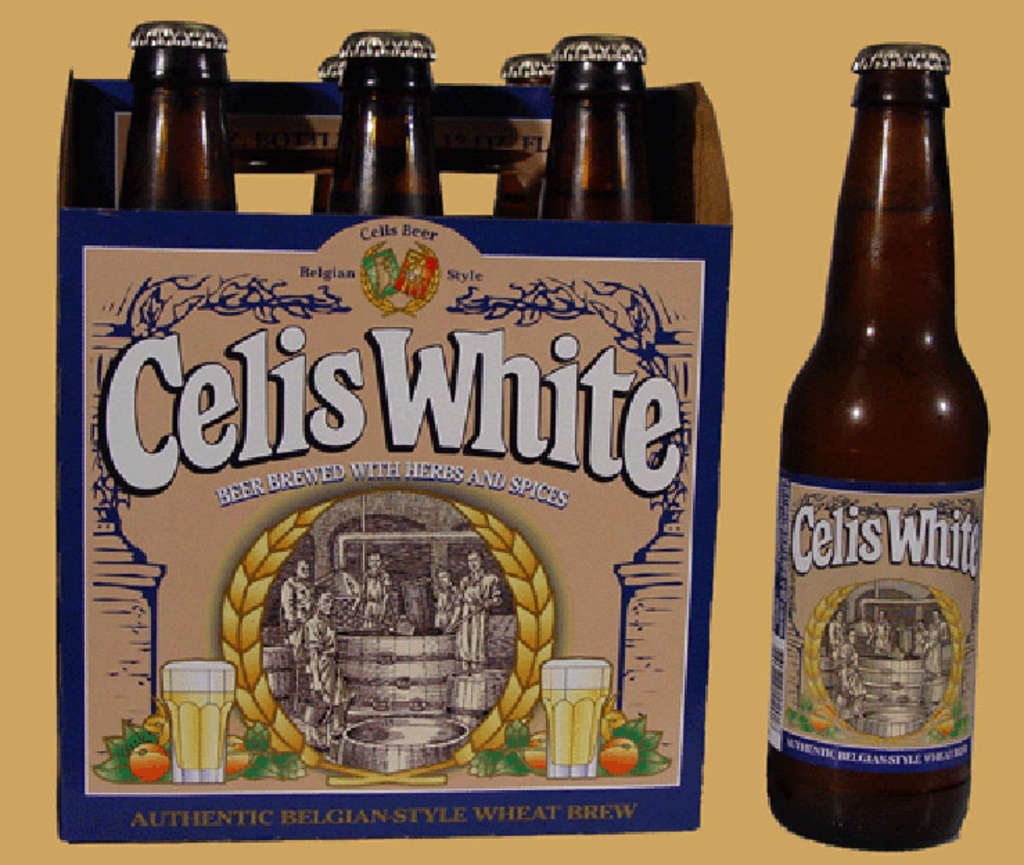 Celis White: This once-popular wheat beer has had a fitful history in which it died and was reborn a half-dozen times.