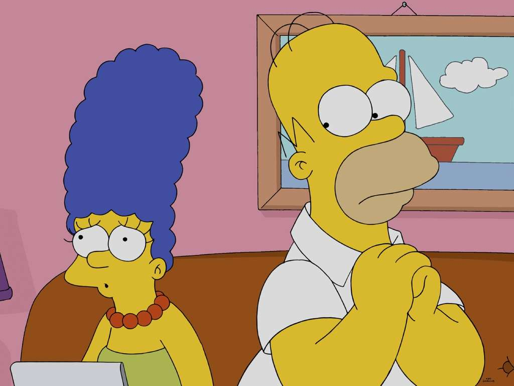 Trouble in Springfield: Homer and Marge Simpson will go through a legal separation when the Fox animated series returns for its 27th season on Sept. 27.